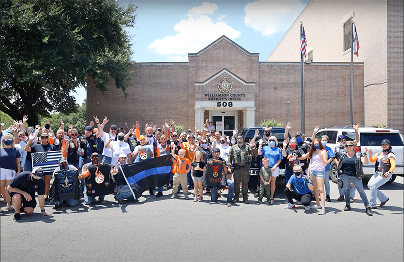 Central Texas Rallies – Silent No More